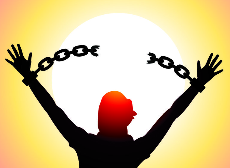 free the mind breaking chains